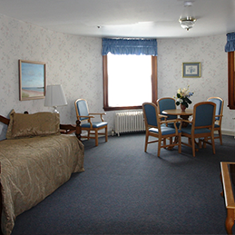 Hospice Hospitality Suite